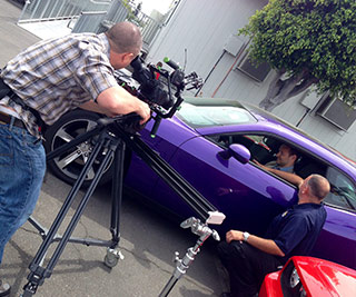 Automotive Video Production