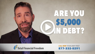 Click here to watch a Total Financial Freedom TV commercial video production